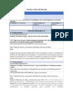 fuentes de investigacion primarias y secundarias