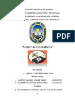 Sistemas Operativos El Final 3