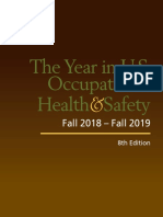 Year in U.S. Occupational Health & Safety_2019
