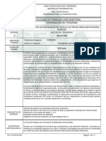 Informe Programa de Formacion Complementaria