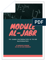 Modul Al Jabr
