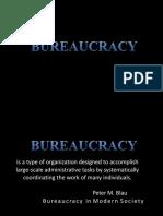beaurucracy