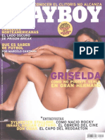 Colección Playboy Argentina – Abril 2007