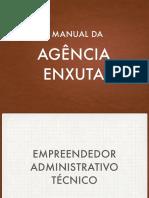 Manual Da Agencia Enxuta