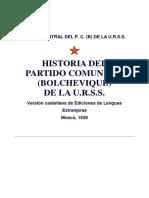 Historia de los partidos de la urss