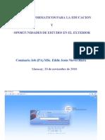 Presentación final de la asignatura Teoría de los Sistemas Gerenciales, UBA, Venezuela, sábado 20 de noviembre de 2010