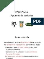 ECONOMIA (Apuntes de Sesiones)