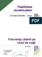 Fiabilitatea Autovehiculelor