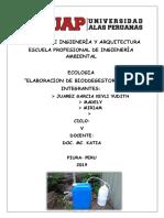 Biodegestor Casero