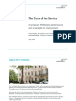 State of the Service
