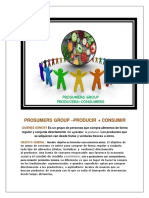 PROSUMERS GROUP Para Agricultores