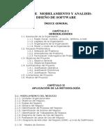 Estructura de Informe T3 Moanso- 2019