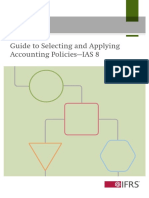 Guide to Selecting and Applying Accounting Policies IAS 8