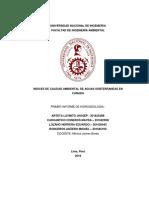 HydroGeology Report