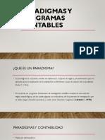 Paradigmas y Programas Contables