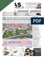 Mijas Semanal nº866 Del 22 al 28 de noviembre de 2019