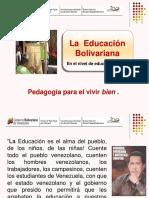 Ponencia sobre Las Escuelas Técnicas en Venezuela