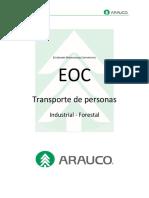 EOC Transporte de Personas V1