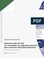 Delcos 3100 e