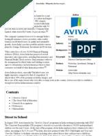 Aviva India - Wikipedia, The Free Encyclopedia