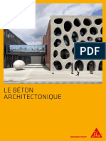 Fr Brochure Beton Architectonique