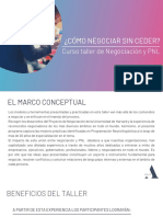 ¿Cómo Negociar Sin Ceder- Curso Taller de Negociación y PNL-2-2