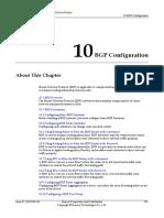 01-10 BGP Configuration