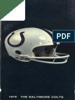 1979 Colts