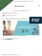 Prefeitura Municipal de Nova Petrópolis _ Secretaria de Saúde e Assistência Social