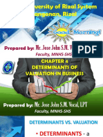 Chapter 4 Determinants of Business Valuation.pptx