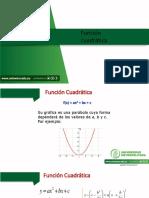 FUNCIÓN CUADRÁTICA .pptx