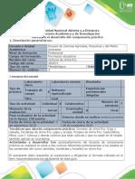 Guía Para El Desarrollo Del Componente Práctico Clima Frio