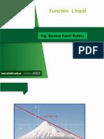 Función lineal .ppt