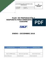 Plan de Respuesta Ante Emergencias 2018
