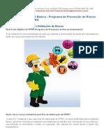 Estudando_ NR 9 Básico - Programa de Prevenção de Riscos Ambientais - PPRA _2