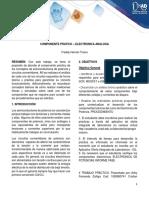Informe Pratica Electronica Analoga