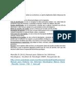 Diagnósticos psicológicos estrcutura del informe psicologicos.docx