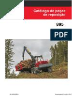 Catalago de Pecas FW895