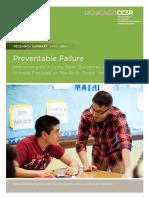 preventable-failure-ccsr-april-2014