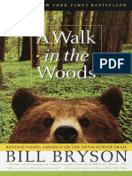 A Walk in the Woods by Bill Bryson - Excerpt