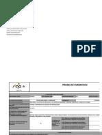 Formato Proyecto Formativo ADSI