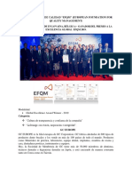 Premio Europeo de Calidad - Gc Europe