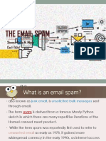 The Email Spam