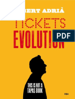 _Albert Adriá - Tickets Evolution