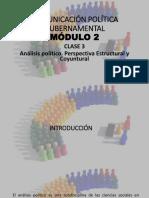 COMUNICACIÓN POLÍTICA GUBERNAMENTAL MÓDULO 2 - CLASE 3.pptx