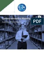 Auditoria Admin CASO PLANETA