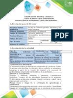 Guía de actividades y rúbrica de evaluación - Tarea 5. Analizar una fuente de contaminación ambiental.docx