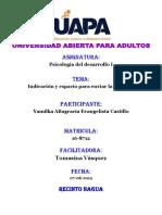 Actividad IV Psicologia Del Desarrollo i