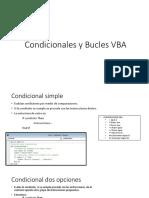 02 Condicionales y Bucles VBA(1)