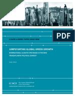 Jumpstarting Global Green Growth